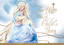 Miraculous Tidings Christmas Cards